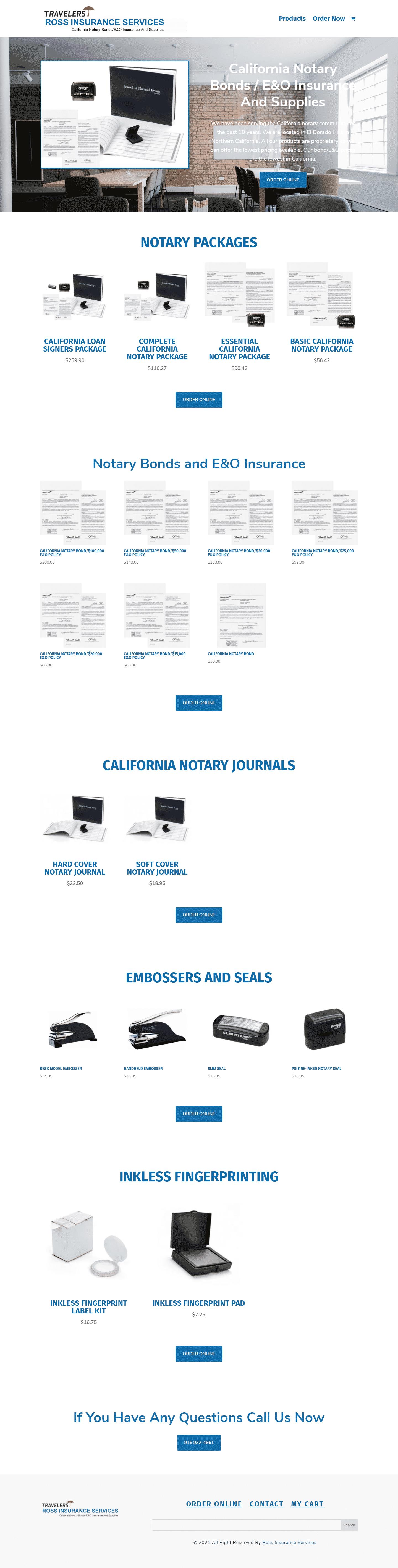 james ross insurance